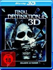 3D Blu-ray * Final Destination 4 (inkl. 2D-Version) * NEU OVP