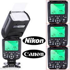 TR-988 TTL Camera Slave Flash Speedlite with *High Speed Sync* for Canon & Nikon
