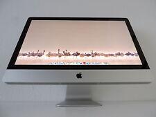 """Apple iMac Alu 27"""" Core i7 3,4 GHz 16GB RAM 2TB HDD + 256GB SSD HD6970M 2GB"""