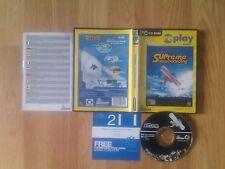 Supreme Snowboarding PC CD ROM