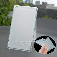 """Silicone Gel TPU Back Case Cover +LCD Film For 7"""" Lenovo Tab3 7 Essential 710F/I"""