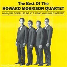 Howard Morrison Quartet 23 track Best of New Zealand Maori 1960s cd,new