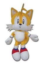 """Brand New 7"""" Tails GE Animation Sonic Classic Stuffed Plush Doll GE-7089 NWT"""