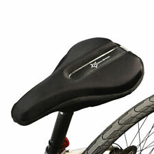 RockBros Cycling Bike Bicycle Saddle Cover Soft Cushion Black New