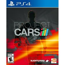 Project Cars PS4 Game Brand New