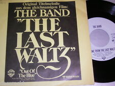"""7"""" - The Band / Last Waltz & Out of the Blue - 1978 Soundtrack # 0205"""