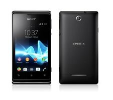 Sony Xperia E Dual Sim C1605 Black WiFi Android 4GB without Simlock new