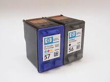 Druckerpatrone für 1x HP 56 & 57 Deskjet Photosmart PSC