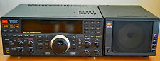 JRC NRD-545 DSP HF Receiver with JRC CHE-199 VHF-UHF board & JRC NVA-319 speaker