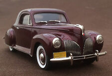 Brooklin Models 1940 Lincoln Zephyr Coupé
