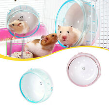 Hamster Mouse Rat Mice Exercise Plastic Silent Running Spinner Wheel Pet Toy Hot
