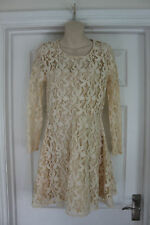 Ladies Lace Dress Size 10 Summer Skater Style by Atmosphere