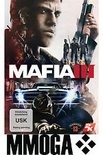 Mafia III - Steam Digital Download Key - PC Spiel Code Mafia 3 [NEU] [EU] [DE]