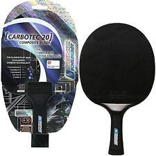Top Tischtennisschläger Donic Carbotec 20 im Set mit Donic Schlägerhülle Salo