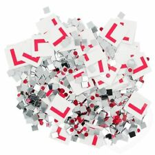 Hen Party Essential Red L PLATE Scatter Table Confetti Sprinkles Decoration