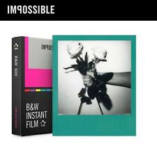 Gen 2.0 Impossible Project B&W Instant Film COLOR FRAME for Polaroid 600 OneStep