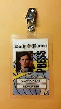 Superman Smallville ID Badge-Clark Kent Reporter costume prop cosplay