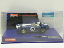 Carrera 30651 Digital132 Slot Car Shelby Cobra Roßfeldrennen 1965 No.21 M. 1:32