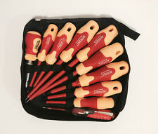 10 PC Insulated Screw Driver Set. 1000V Rated.
