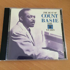Best of Count Basie, The Roulette Years, Audio CD