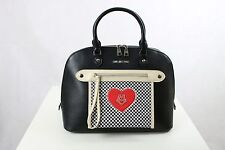 Love Moschino Women's Removable Clutch Tote Bag - Black