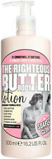 Soap And Glory The Righteous Butter Body Lotion Smoothes And Softens 500ml
