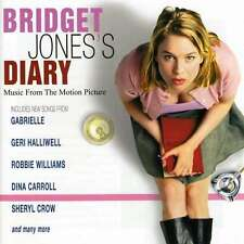 Bridget Jones's Diary O.S.T. Original Soundtrack Filmmusik CD MERCURY