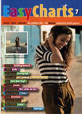 Klavier / Keyboard Noten : Easy Charts Band 7 - leicht - HITS POP / ROCK MF3507