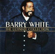 BARRY WHITE : THE ULTIMATE COLLECTION / CD - TOP-ZUSTAND