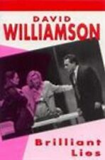 Brilliant Lies by David Williamson (Paperback,Good, Free shipping)