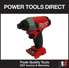 BRAND NEW MILWAUKEE 18V CORDLESS M18FID-0 FUEL IMPACT DRIVER (GENERATION II)