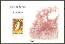 Belgien - 25 Jahre Bergwerkskatastrophe postfrisch 1981 Block 51 Mi.2070