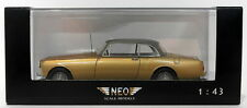 NEO 1/43 Scale Resin Model NEO43418 - Alvis TD21 LHD Saloon - Gold