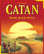 Catan 5th Edition the Board Game by Mayfair Games **Brand New in Shrink**