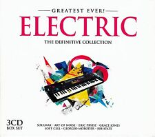 GREATEST EVER! ELECTRIC - THE DEFINITIVE COLLECTION / 3 CD-SET