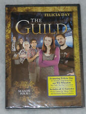 The Guild - Complete Season 4 Four DVD NEW SEALED