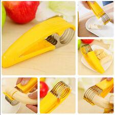 Banana Slicer Chopper Cucumber Cutter Vegetable Peeler Salad Tool Kitchen Gadget