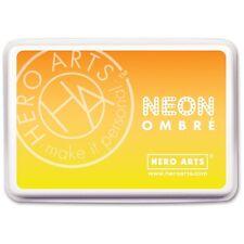 Hero Arts Ombre Ink Pad - Yellow to Orange