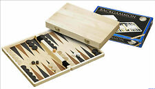 Brettspiel Backgammon Paros Kassette Holz Tavla Tavli