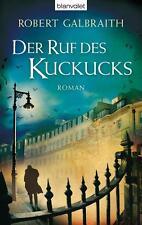 Der Ruf des Kuckucks von Robert Galbraith (gebundene Ausgabe )