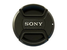 Sony LC-55 55mm Front Pinch Lens Cap cover for 55mm filter thread snap-clips -UK