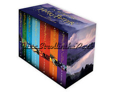 Harry Potter: The Complete Series Boxed Set Collection 2014 UK Edition - NEW!