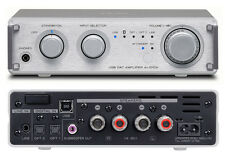 TEAC AI-101DA AMPLIFIER WITH DAC INTEGRATED AND STADIUM HEADPHONES SILVER
