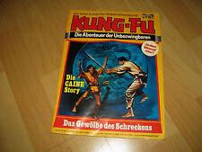 Kung Fu Heft Nr. 9 Das Gewölbe des Schreckens  Die Caine Story Kult Reihe