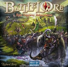 Days of Wonder Battlelore Fantasy Board Game - First Edition - New Sealed Box!