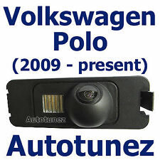 Car Reverse Rear View Backup Parking Camera Volkswagen VW Polo Mark V Typ 6R TU