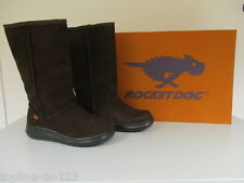 Genuine Rocket Dog Sugar Daddy Ladies Suede Boots Womens Shoes Size UK 7 UK Stoc