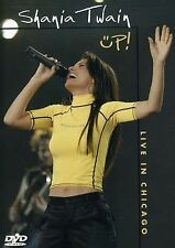 SHANIA TWAIN UP LIVE IN CHICAGO DVD ALL REGIONS NEW