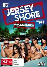 Jersey Shore : Season 2 DVD R4 2011 4-Disc Set
