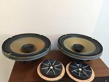Goodmans TwinAxiom 10 speakers and Goodmans model DLM-2 tweeters